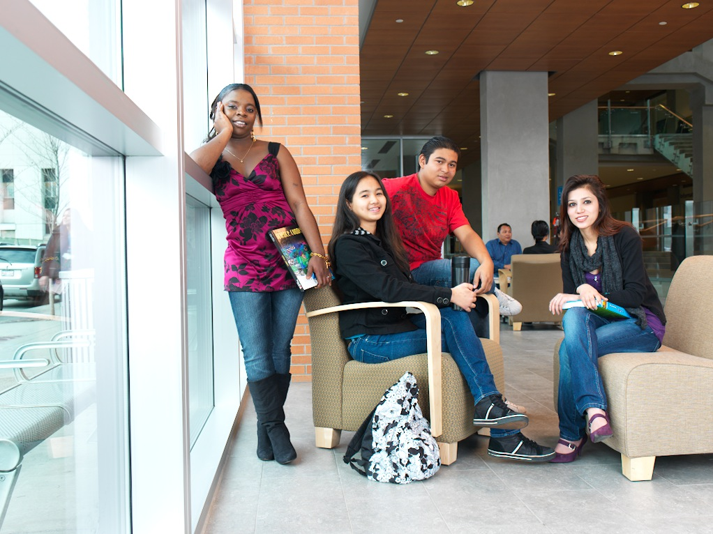 Campus Life at Bow Valley College